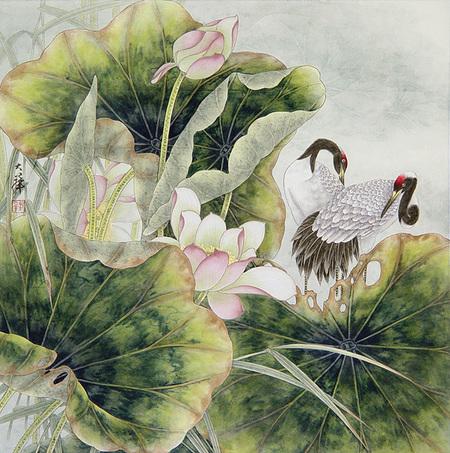 цветы китайской мудрости