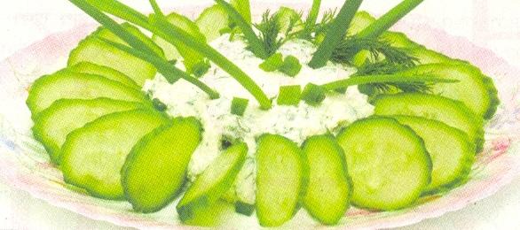 полезные блюда с зеленым луком