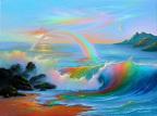 цветная медитация