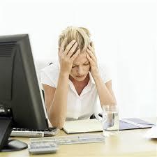 Упражнения при работе за компьютером