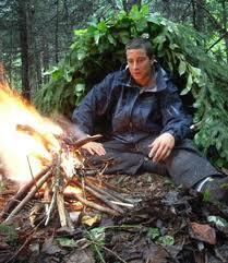 если человек заблудился в лесу