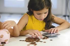сколько давать карманных денег ребенку