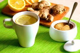 Чай с имбирем пользa
