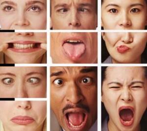 выражения лица значение