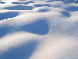 как гадать по снегу