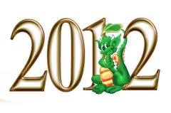 нумерология на 2012 год