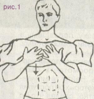 массаж тканью по коже