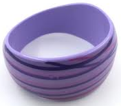 21 день фиолетовый браслет
