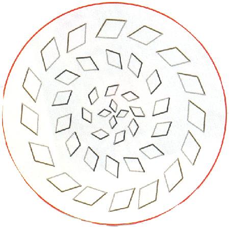 Рисунок для похудения - композиция стройности