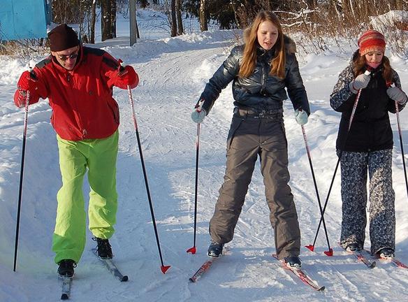 Как мы отдыхаем в зимние каникулы?