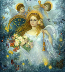 Майские Часы Ангела
