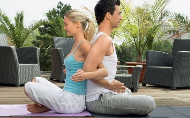 Фитнес для двоих: удовольствие и польза