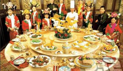 Китайские принципы питания