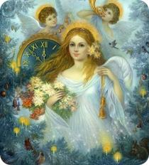 Часы Ангела на февраль 2014