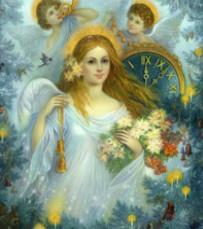 Часы ангела на март 2014