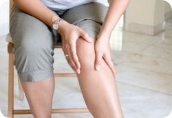 Лечение отека ног