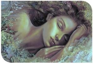 Сон дарит красоту