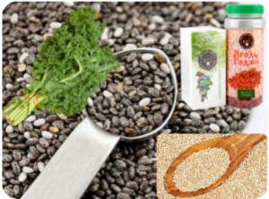 Замена экзотических продуктов