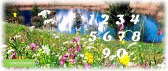 Нумерологический гороскоп на май 2020